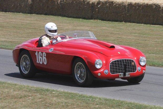 Ferrari 166 MM. Изображение № 4.