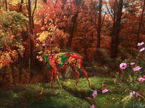 10 новых проектов художника Рона Инглиша. Изображение № 5.