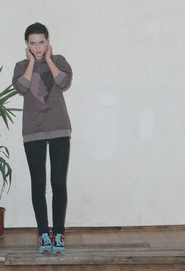 Российская марка Harm's представила коллекцию одежды Quiet Siberia. Изображение № 13.