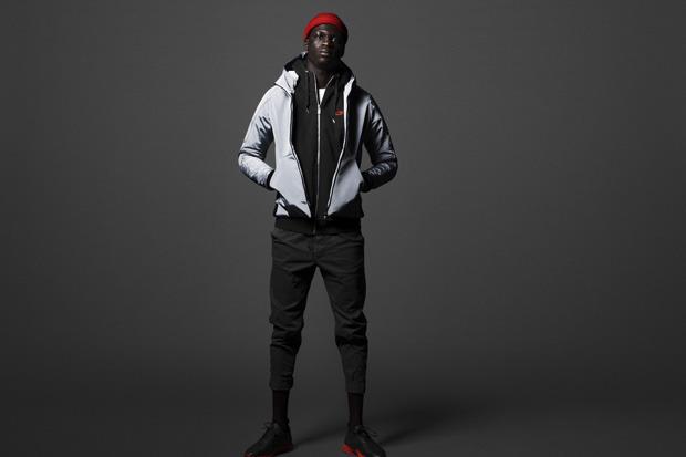 Nike Sportswear выпустили лукбук осенней коллекции одежды. Изображение № 5.
