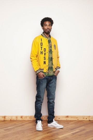 Американская марка 10.Deep выпустила лукбук весенней коллекции одежды. Изображение № 19.