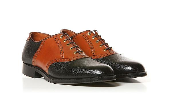 Изображение 1. Новая обувь Alden для компании Blackbird.. Изображение № 2.