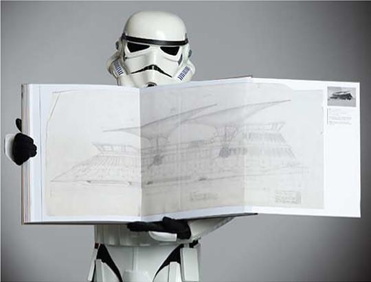 Книга о технической стороне съемок картины «Звездные войны». Изображение № 5.