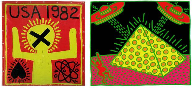 «Боюсь, что однажды проснусь и не смогу рисовать»: Последнее интервью граффити-легенды Кита Харинга. Изображение № 5.