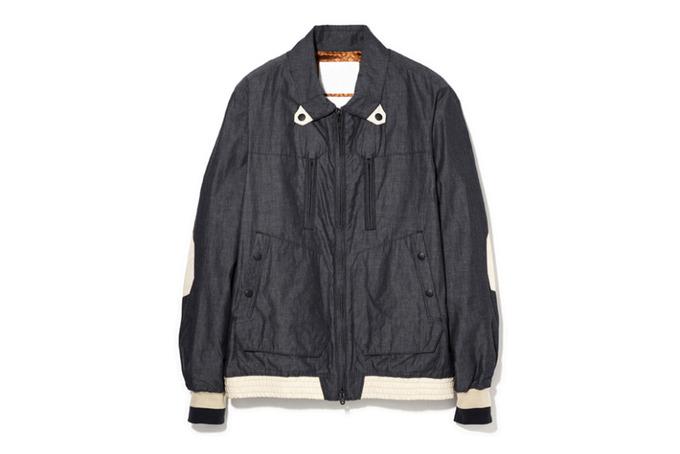 Японская марка White Mountaineering представила весеннюю коллекцию одежды. Изображение № 2.