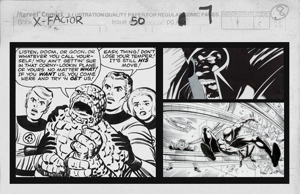 Нерассказанная история: Взгляд на Marvel изнутри и художники комиксов как настоящие рок-звезды. Изображение № 1.