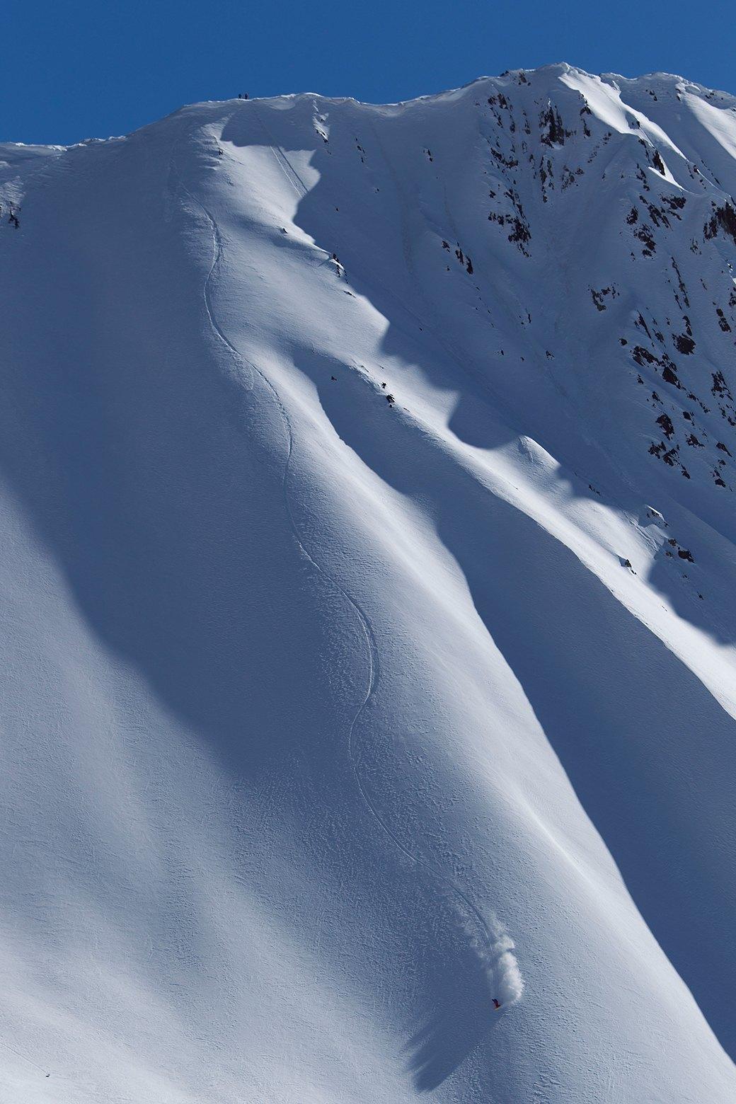 Фотопроект: 10 лет катания по самым экстремальным горам планеты . Изображение № 27.