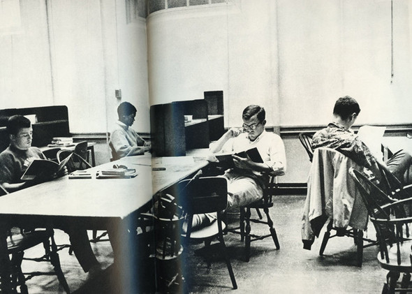 Снова в школу: Книга Take Ivy о стиле студентов Лиги плюща. Изображение № 17.