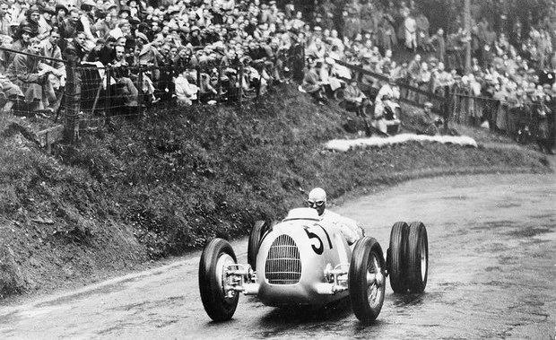 Уникальный болид Audi Auto Union 1939 года вернулся в Германию. Изображение № 5.
