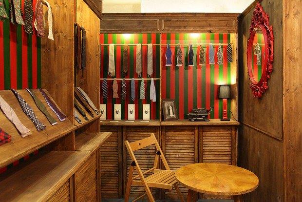 В Москве открылся магазин марки Chehov. Изображение № 3.