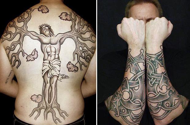 Точка на плоскости: Гид по дотворку — особенной технике татуировок. Изображение №13.