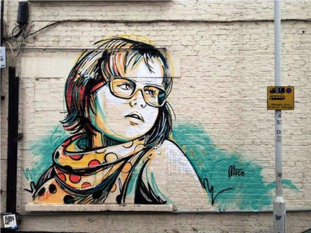 Google Street Art: Онлайн-музей граффити под открытым небом. Изображение № 41.