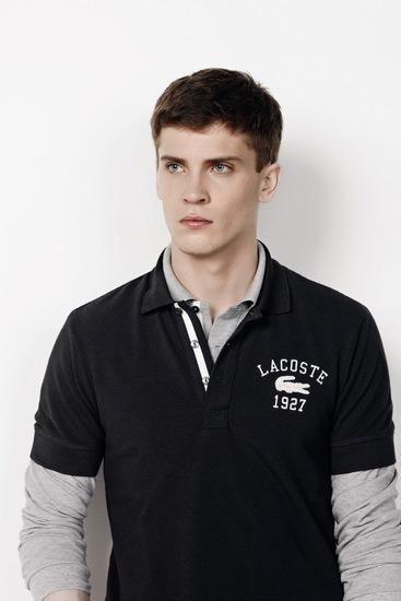 Марка Lacoste представила осеннюю коллекцию одежды. Изображение № 5.