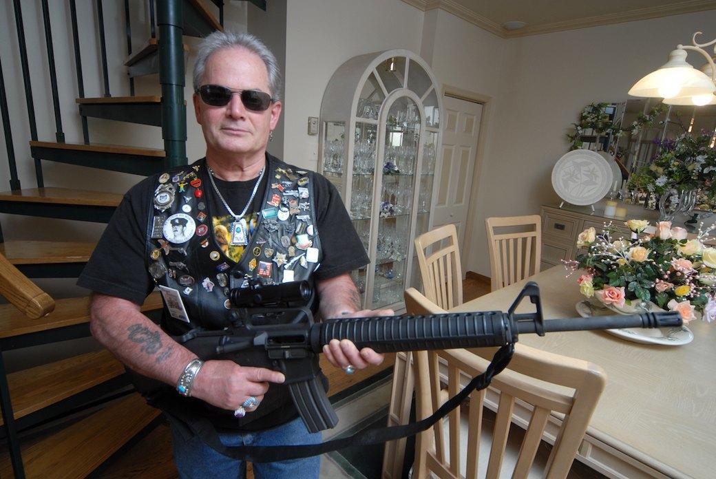 «Дерево свободы нужно поливать кровью»: Американцы о том, зачем им огнестрельное оружие. Изображение № 3.