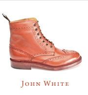 Хайкеры, высокие броги и другие зимние ботинки в интернет-магазинах. Изображение № 21.