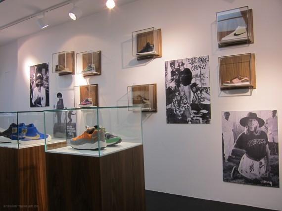 Выставка Stussy в музее кроссовок. Изображение № 3.