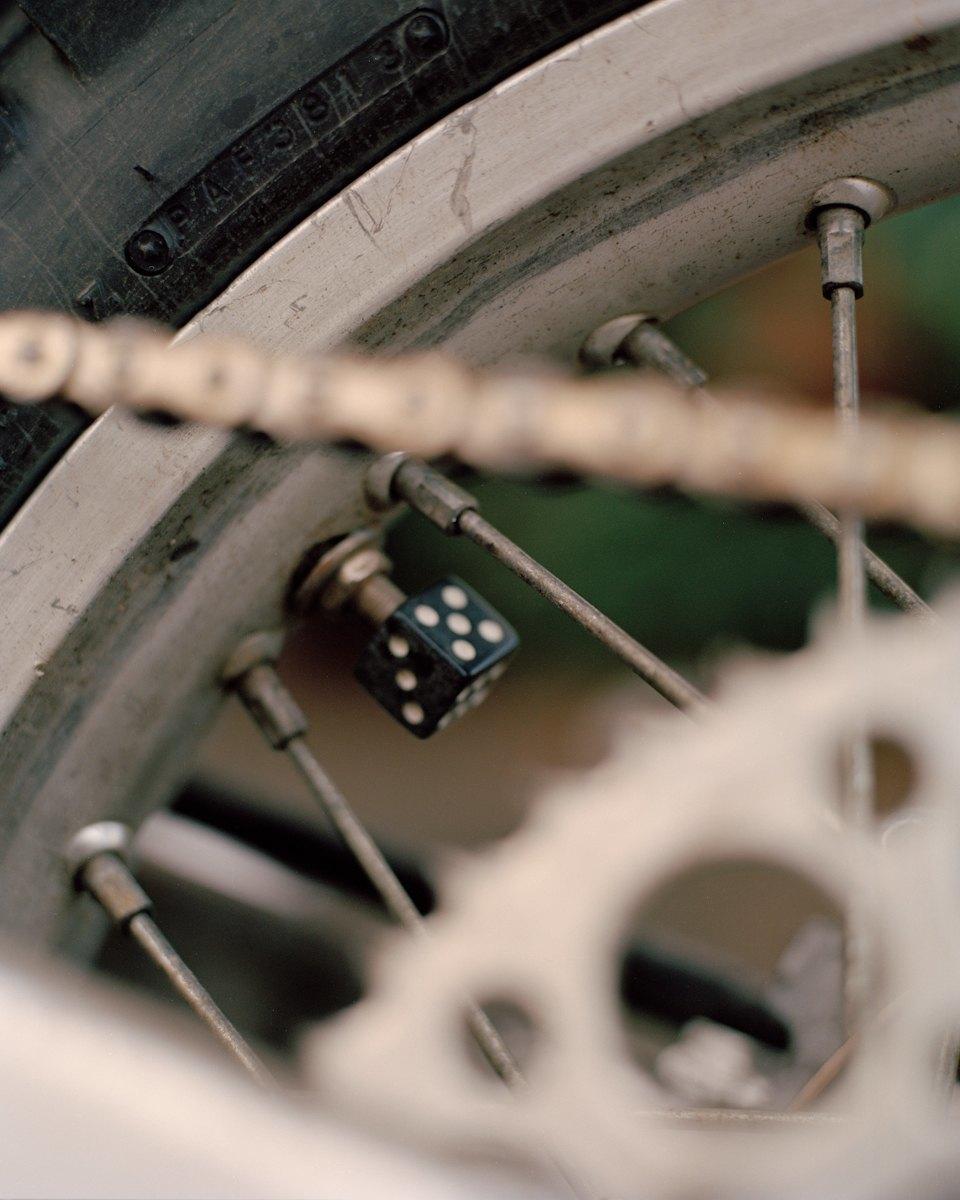 Фотопроект: Лондонские гопники и их мотоциклы. Изображение № 5.