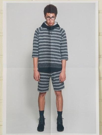 Японская марка Discovered выпустила лукбук весенней коллекции одежды. Изображение № 11.