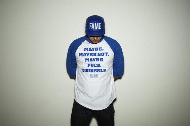 Марка Hall Of Fame опубликовала лукбук весенней коллекции одежды. Изображение № 24.