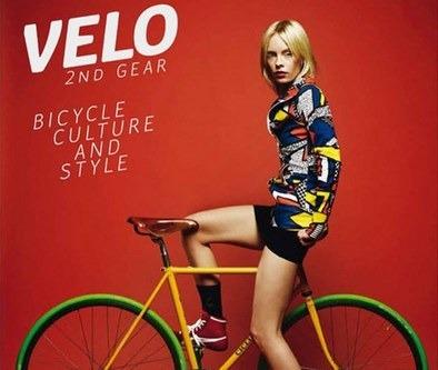 Вышла книга о современной велосипедной культуре и стиле Velo-2nd Gear. Изображение № 1.