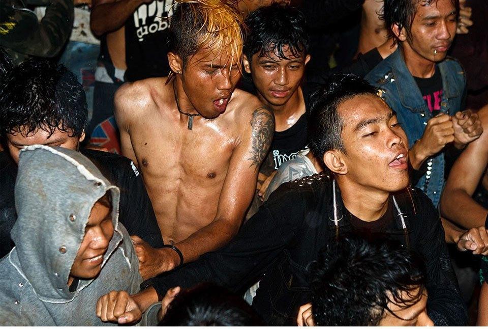 Панки, скинхеды и блэк-металлисты Юго-Восточной Азии. Изображение № 2.