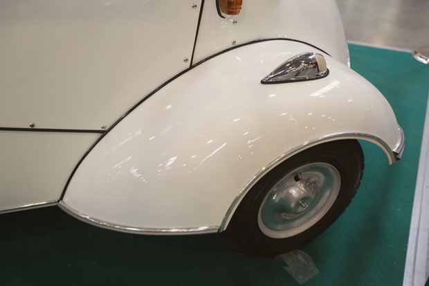 Машина времени: 8 лучших ретроавтомобилей с выставки «Олдтаймер». Изображение № 18.