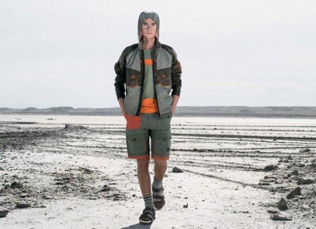 Марки Moncler и White Mountaineering анонсировали новую коллекцию одежды. Изображение № 6.