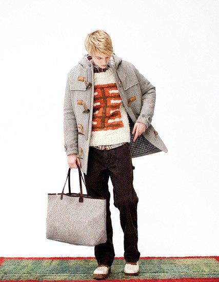 Японская марка Visvim опубликовала лукбук осенней коллекции одежды. Изображение № 11.