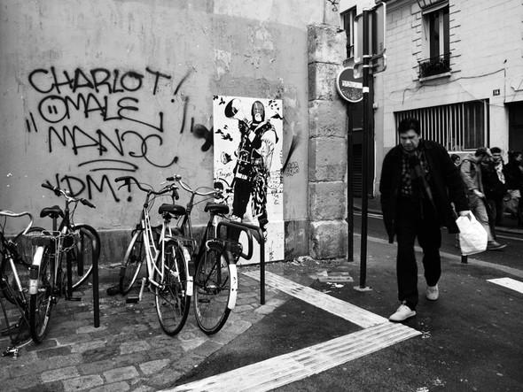 Новая работа уличного художника WK Interact. Изображение № 14.