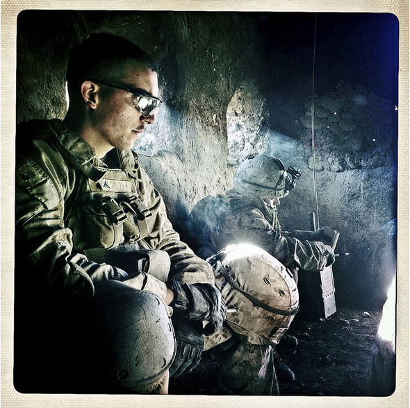 Изображение 10. Войну в Афганистане сняли на iPhone.. Изображение № 10.