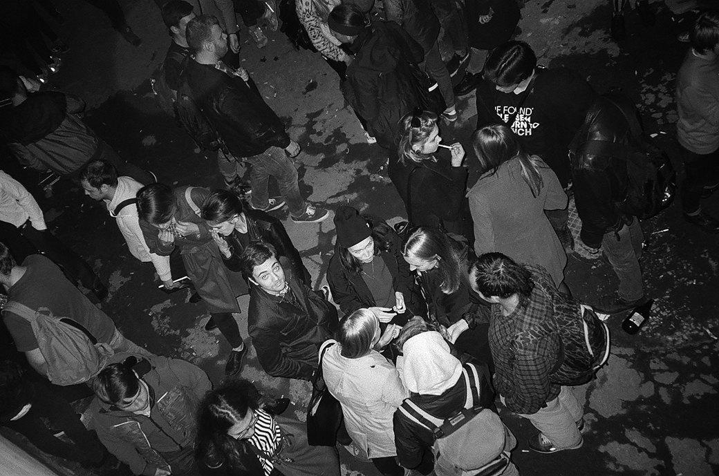 Фоторепортаж: «Замес» в клубе «Смена». Изображение № 13.