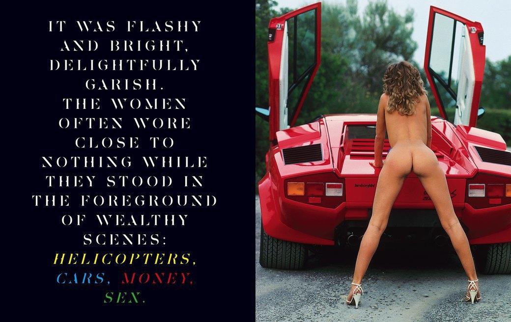Журнал Treats! опубликовал интервью с эротическим фотографом Жаном Ружероном. Изображение № 2.