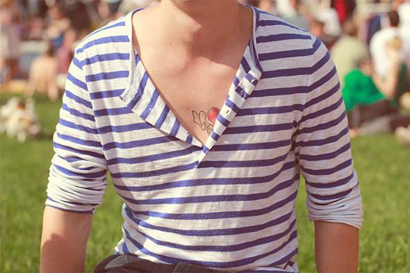 Изображение 5. Детали: Мужская одежда на ярмарке выходного дня.. Изображение № 5.