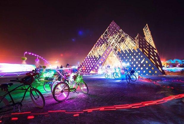 В Москве пройдет официальная программа фестиваля Burning Man. Изображение № 1.