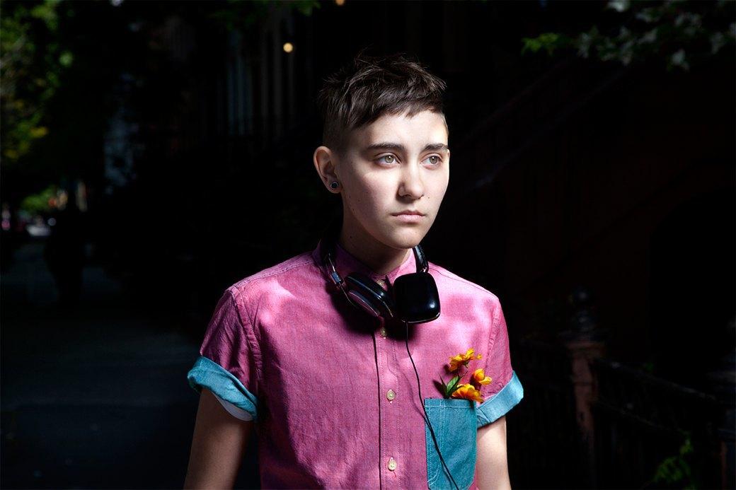 Нежный возраст: Подростки-гомосексуалы в фотопроекте Майкла Шарки. Изображение № 5.