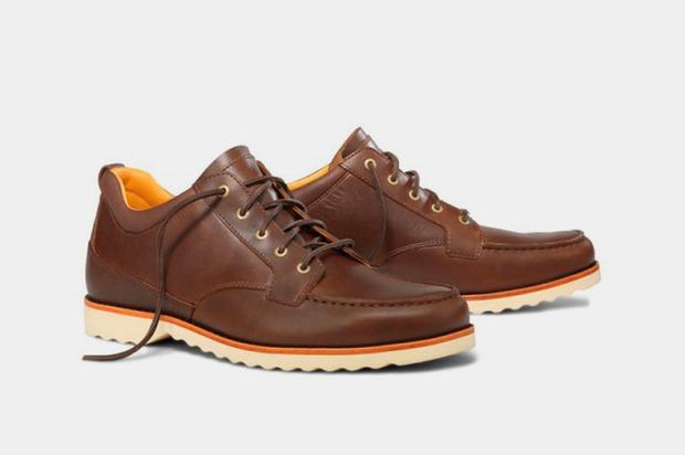 Марка Timberland выпустила осеннюю коллекцию обуви. Изображение № 3.