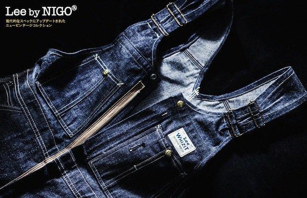 Ниго и марка Lee выпустили капсульную коллекцию . Изображение № 2.