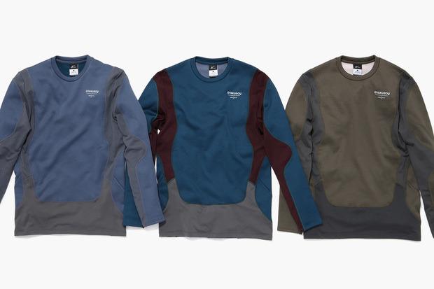 Nike и Undercover выпустили совместную коллекцию одежды линейки Gyakusou . Изображение №3.