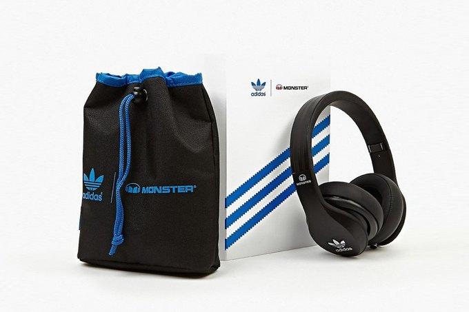 Adidas и Monster Beats выпустили совместную линейку наушников. Изображение № 1.