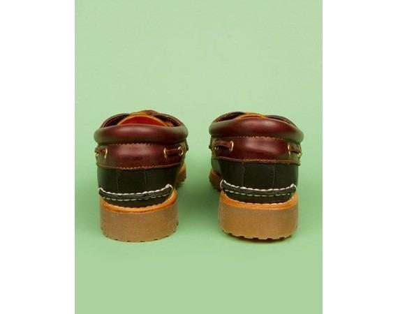 Марки Timberland и Opening Ceremony представили совместную коллекцию обуви. Изображение № 8.