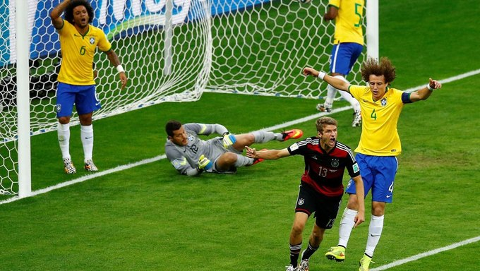 Британец угадал счёт матча Германия — Бразилия и выиграл внушительную сумму денег. Изображение № 1.