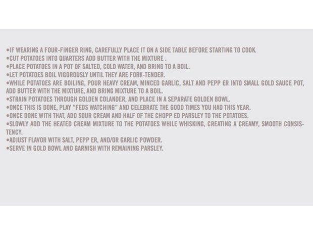 Рэпер 2 Chainz выпустил кулинарную книгу. Изображение № 6.