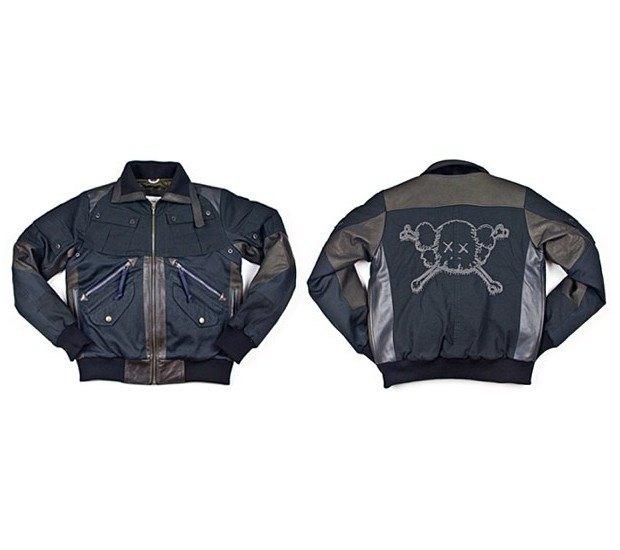 Марка Original Fake и дизайнер Даррен Романелли представили совместную коллекцию одежды. Изображение № 8.