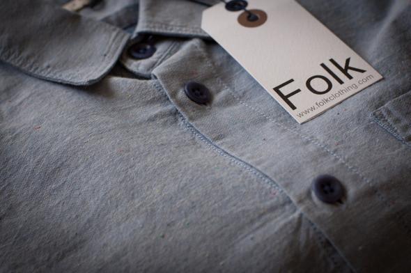 Изображение 2. Новая рубашка Folk.. Изображение № 2.