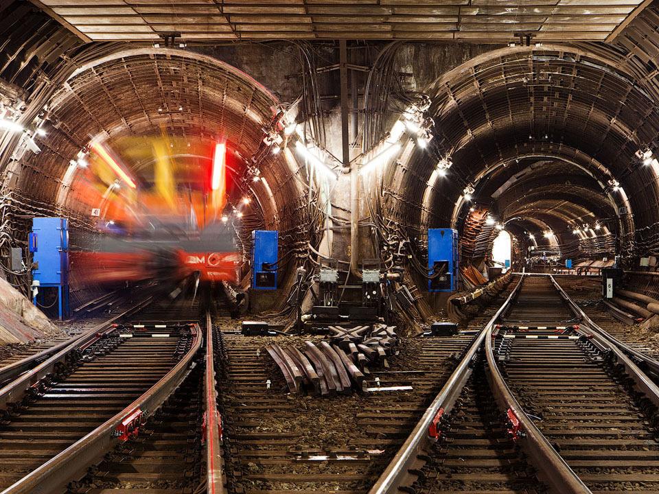 Метро как подземелье, бомбоубежище и угроза: Интервью с исследователем подземки. Изображение №10.