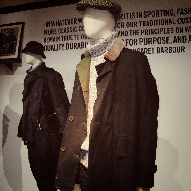Pitti Uomo 2013: Репортаж с первого дня выставки, стенды Barbour, Onitsuka Tiger и другие . Изображение № 22.
