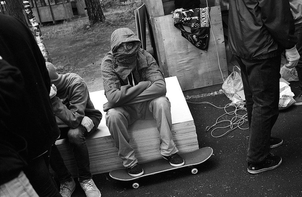 Фотоблог скейтера: Алексей Лапин о скейт-лагере в Сибири. Изображение № 9.