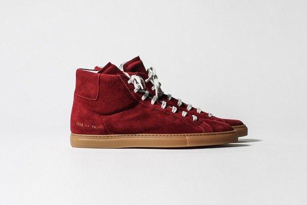 Марка Common Projects опубликовала лукбук осенне-летней коллекции обуви. Изображение № 9.