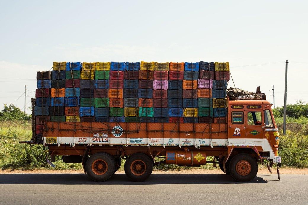 Я и друг мой грузовик: Индийские дальнобойщики и их автомобили. Изображение № 27.