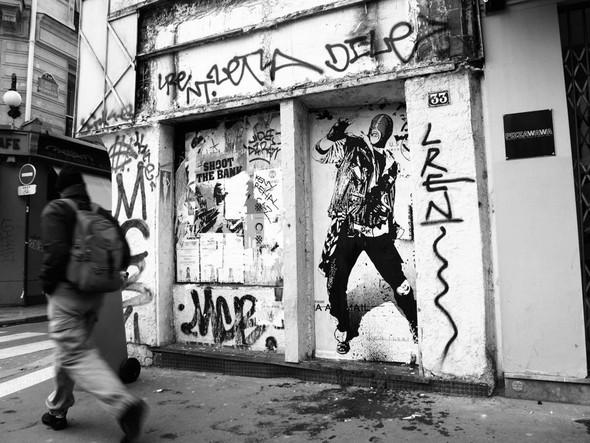 Новая работа уличного художника WK Interact. Изображение № 8.